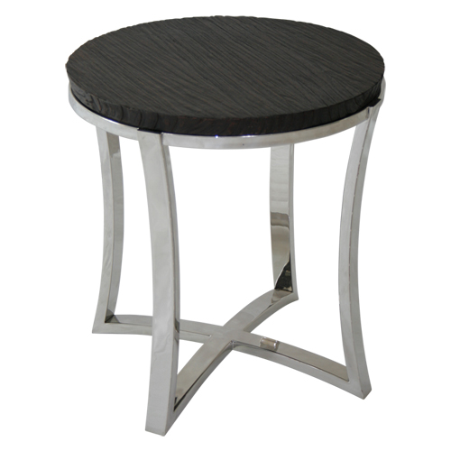 Edg-e Round Side Table