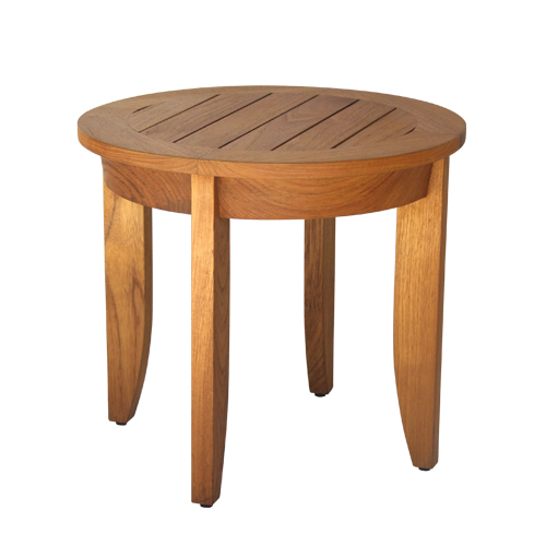 Ringali Outdoor Round Side Table
