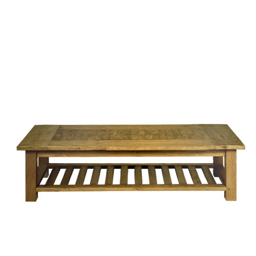 Inlaid Coffee Table Rectangular