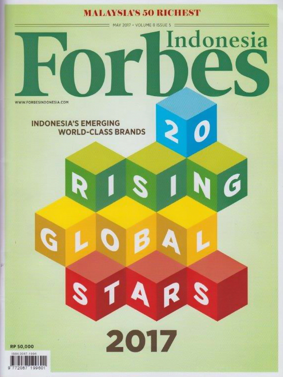 Forbes Indonesia May 2017