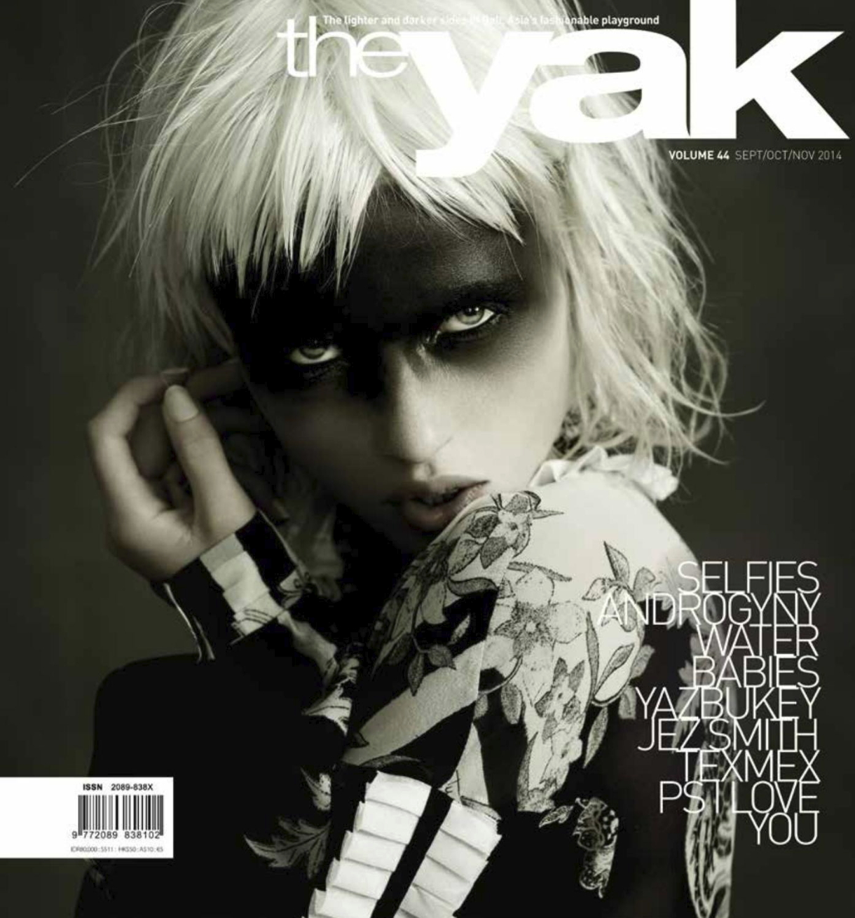 The Yak Nov 2014