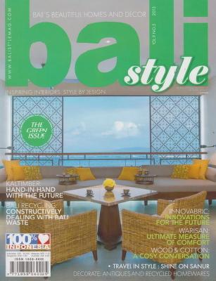 Bali Style No.5-2013