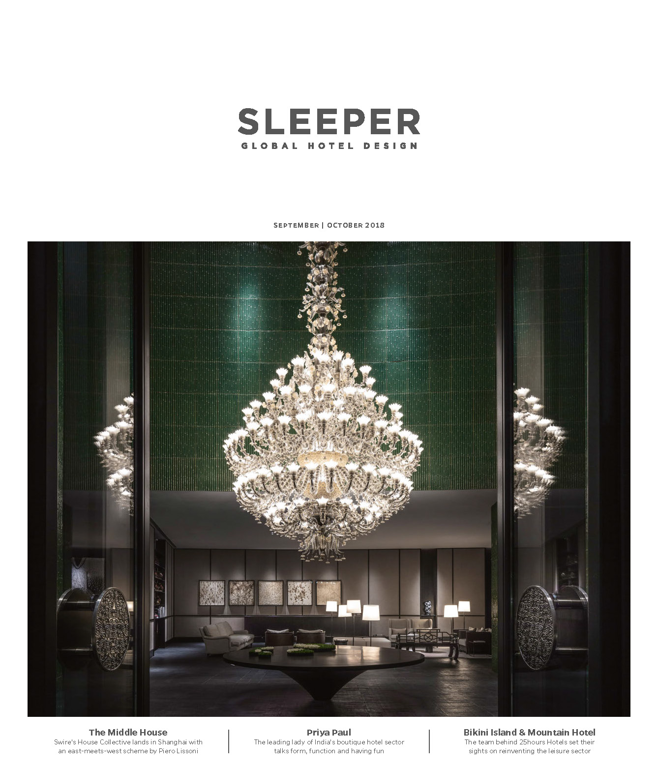 Sleeper Magazine Sept-Oct 2018