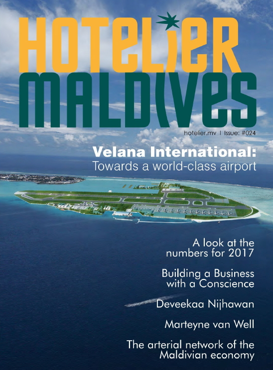 Hotelier Maldives - issue#24