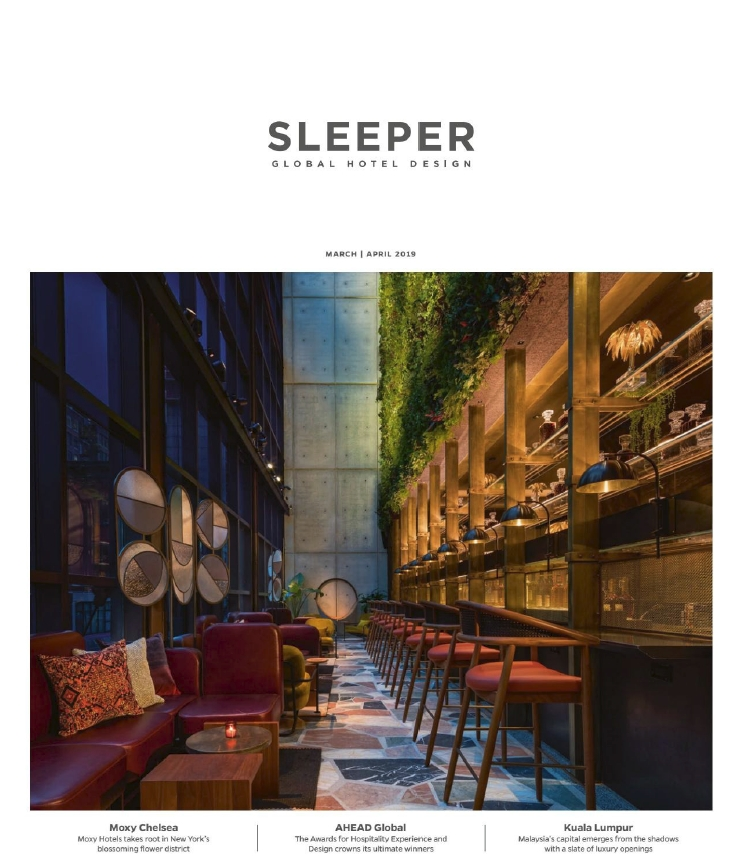 Sleeper March/April 2019
