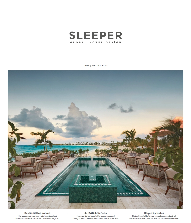 Sleeper July-August 2019