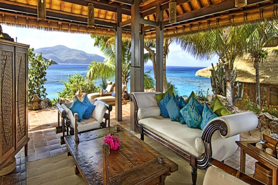 Necker Island - Sir Richard Branson's Private Island (Development).