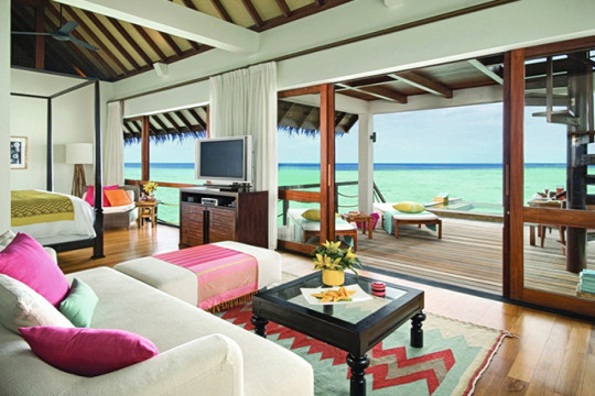 Four Seasons Landaa Giraavaru (Maldives)