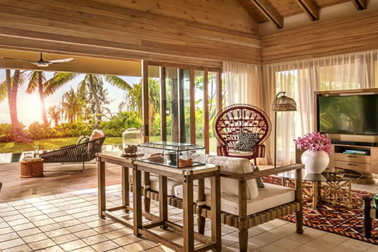 Four Seasons Desroches (Seychelles)